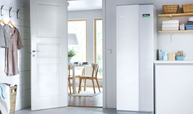 heat pumps for homes